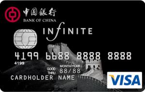 可以考虑销卡了:中国银行Visa信用卡境外消费 5笔满600元交易可抽1笔获6%返现 57