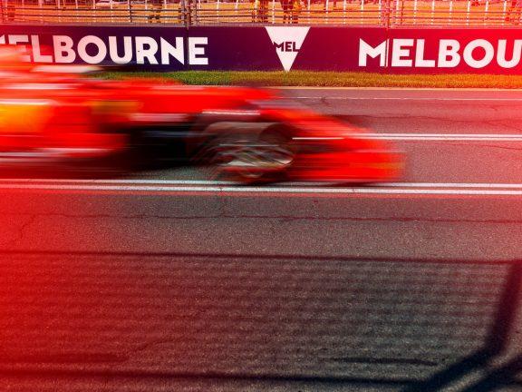 墨尔本F1