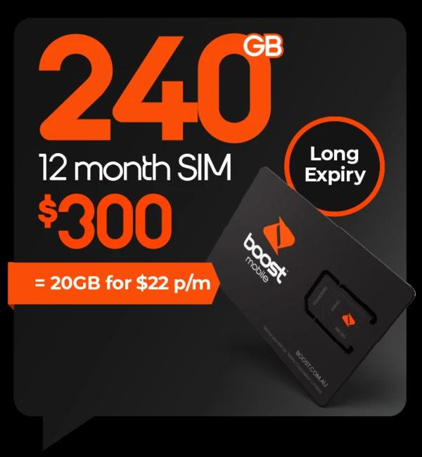 澳洲性价比最高的手机套餐:限时打折!Boost手机卡套餐优惠|免费打回国|澳洲打折